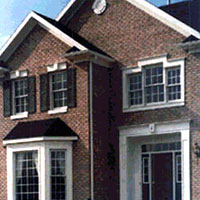 Lincoln Wood Products - Double Hung Windows