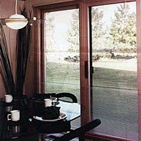 Lincoln Wood Products - Sliding Patio Doors