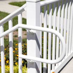 Railing Dynamics (RDI) - Secondary Handrails