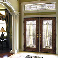 Signature Door - Decorative Glass